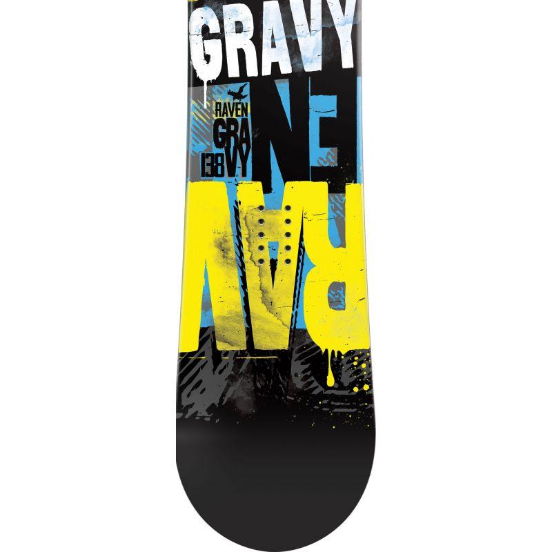 Gravy Junior RAVEN snowboard