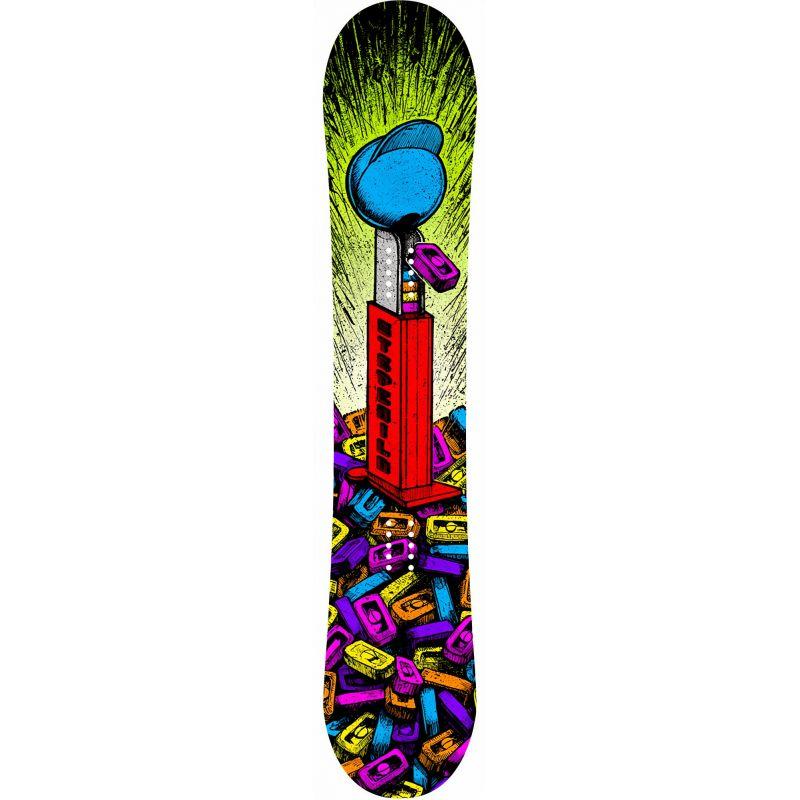 Park Rat 144 STEPCHILD snowboard