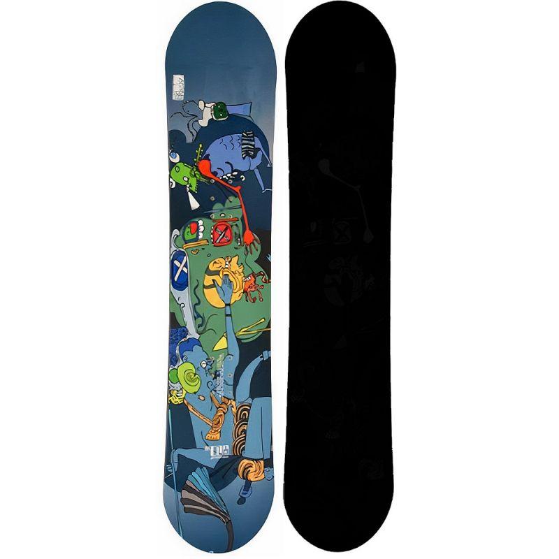Crazy Creek GENERICS snowboard