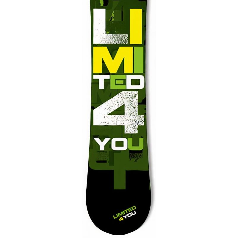 Icon green 115 limited for you green snowboard