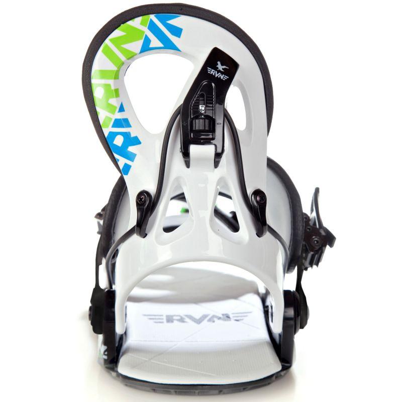 Fixation S250 Raven snowboard vert