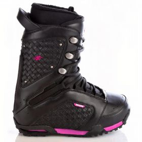 photo Boots Jewel RAVEN femme snowboard