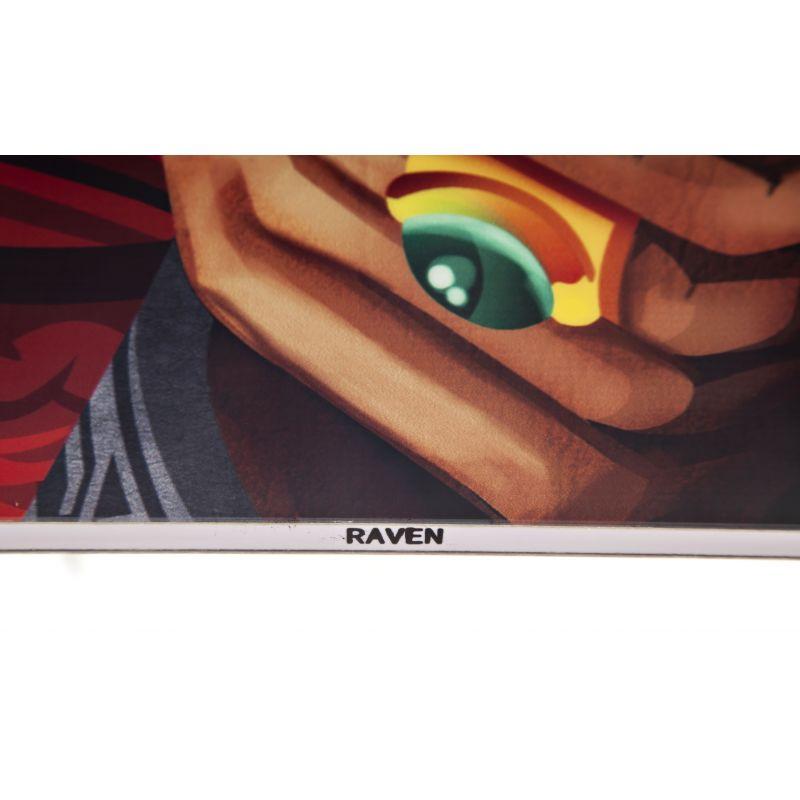 Dwarf RAVEN snowboard