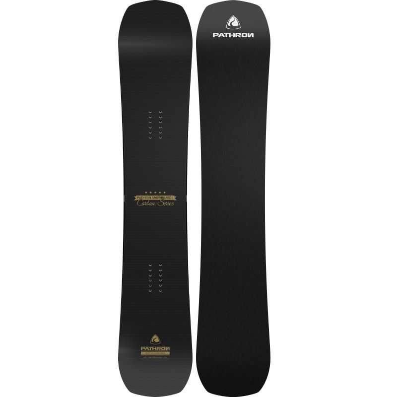 Carbon Gold PATHRON snowboard