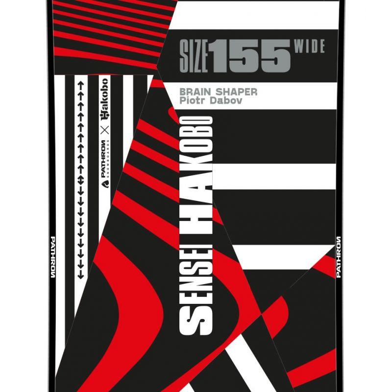 Sensei Limited PATHRON snowboard