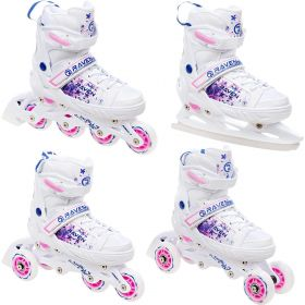 Roller Meia taille ajustable RAVEN