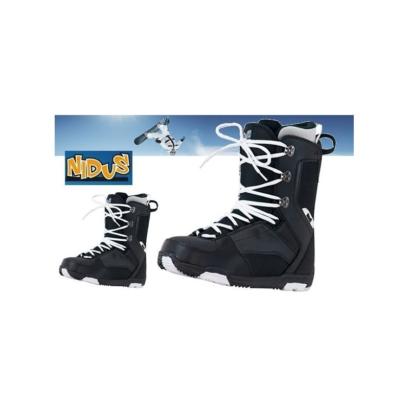 Boots PEAK (homme) NIDUS snowboard
