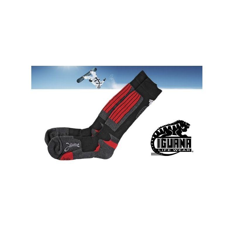Chaussette Snowboard/Ski Mixte Iguana