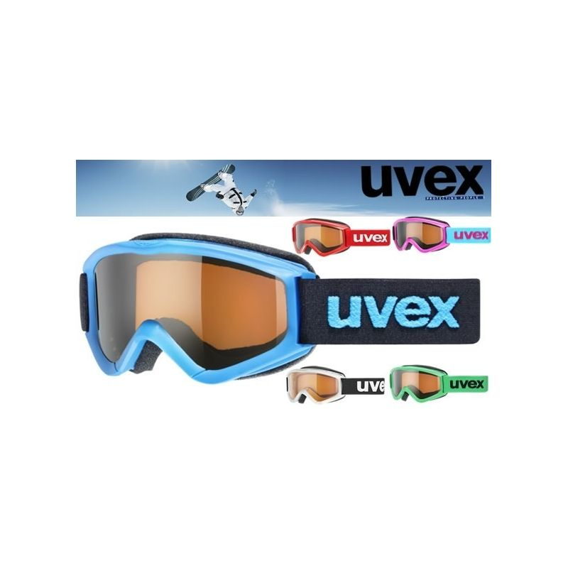 Masque enfant Speedy Pro UVEX ski snowboard