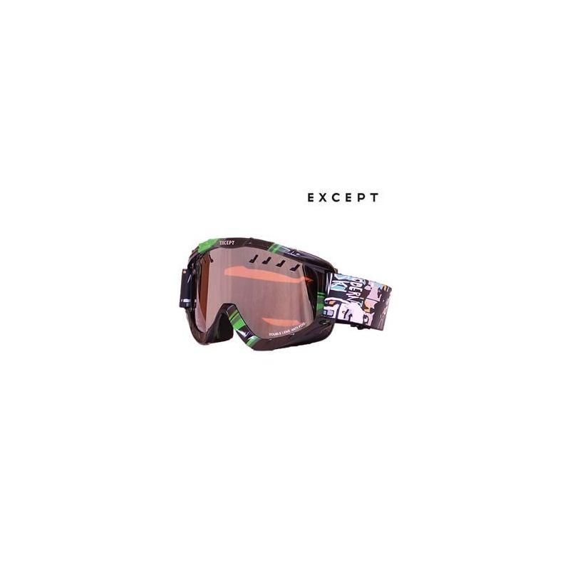 Masque mixte Piva EXCEPT