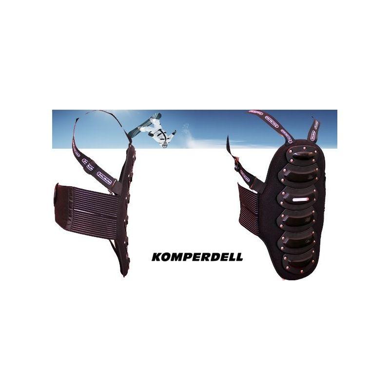 Protection Dorsale KOMPERDELL Ski Snowboard