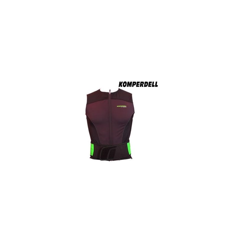 photo Gilet de protection dorsale Airshock KOMPERDELL ski snowboard